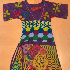 Desigual patterned dress